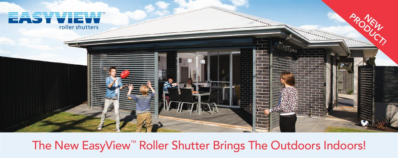 Easyview Roller Shutters Cw Products Roller Shutter